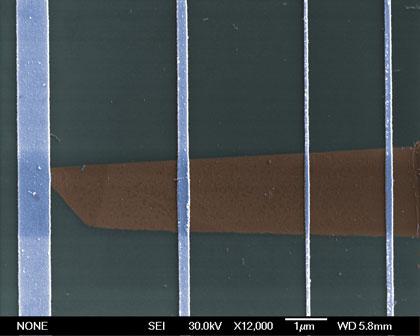 Spin valve van grafeen