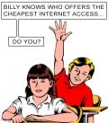Goedkoop internet