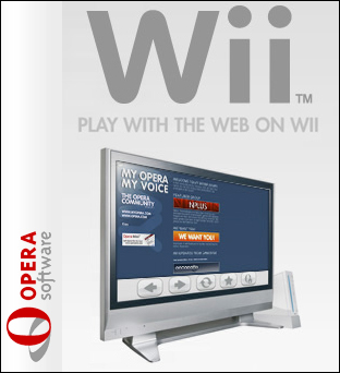 Nintendo Wii Internet Channel
