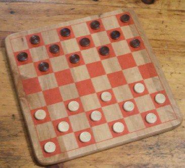 Checkersbord