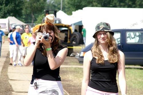 Campzone 2007 - babes