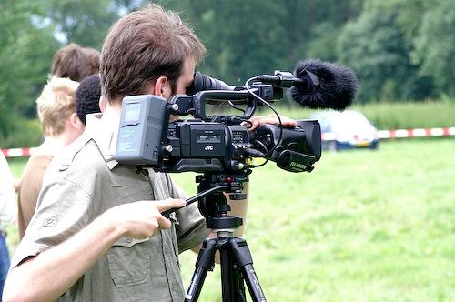 Campzone 2007 - CCTV in actie