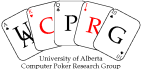 University of Alberta Computer Poker Research Group