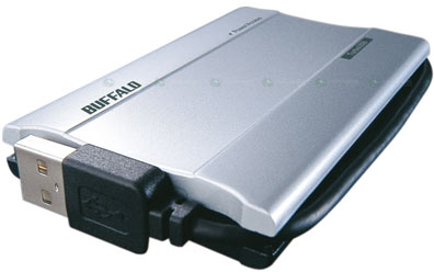 Buffalo SHD-UH TurboUSB 56GB