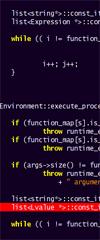 Broncode / source code