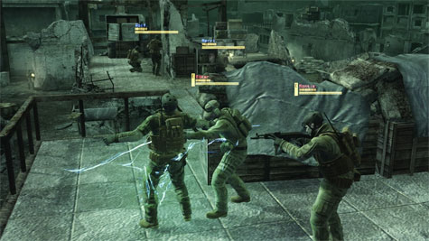 Metal Gear Online - screenshot