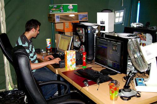 Campzone 2007 - sbmuc en bjwild