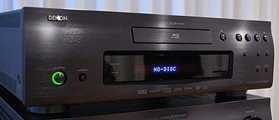 Denon DVD-3800BDCI blu-ray-speler