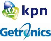 KPN Getronics logo