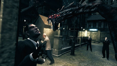 The Darkness - screenshot