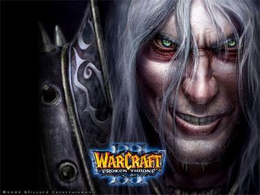 Arthas uit Warcraft III: The Frozen Throne