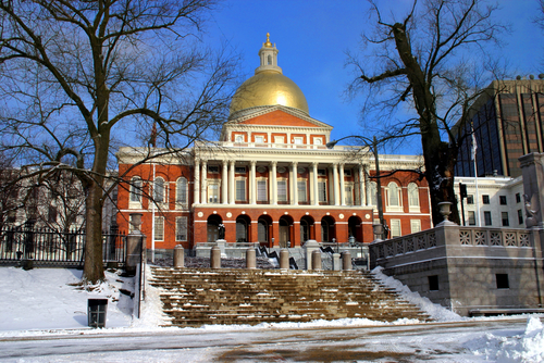 State House, Boston, Massachusetts
