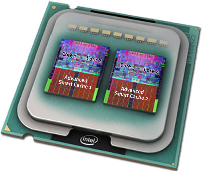 Intel quadcore-cpu