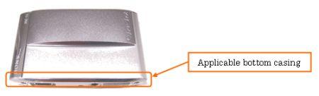 Sony DSC-T5 defect