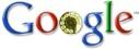 Google-logo met telefoondraaischijf (klein)