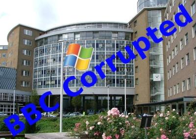 DefectiveByDesign - BBC Corrupted