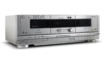 ION iTR-01 Tape2Pc