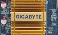 Detail van Gigabyte-moederbord