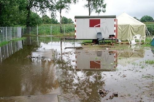 Campzone 2007 - keet in meer