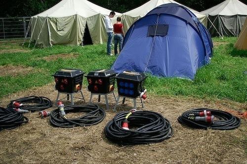 Campzone 2007 - stroompaddo's