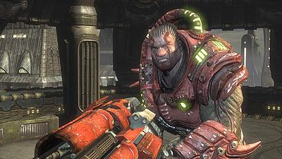 Screenshot uit UT3