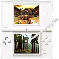 Quake Arena en Myst op de DS