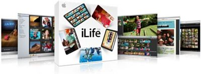 Apple iLife '08 series