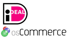 iDeal oscommerce logo's