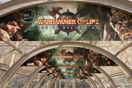 Games Convention - Doorgang met Warhammer Online