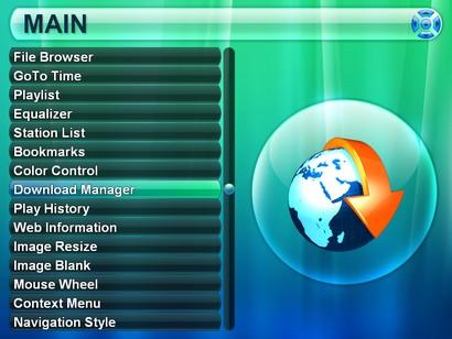 Zoom Player 5.50 screenshot (410 pix)