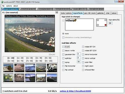 webcamXP 4.00.110 beta