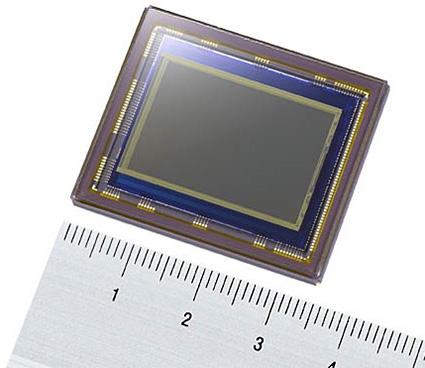 Sony IMX021 cmos-beeldsensor