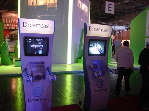 Games Convention - Dreamcast??