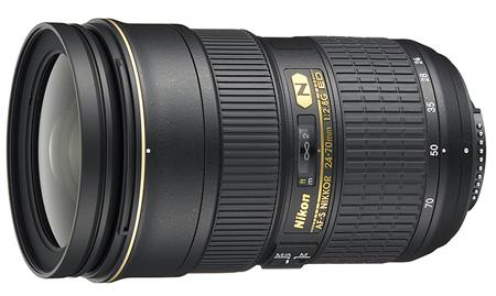 Nikon 24-70 objectief