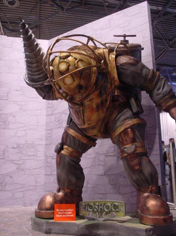 Games Convention - BioShock