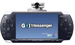 Go!Messenger voor PSP