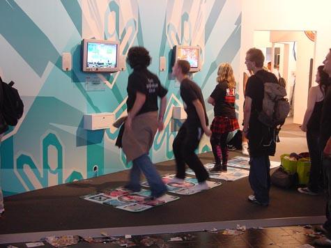 Games Convention - Dansmat