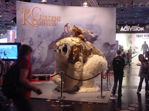 Games Convention - The Golden Compass