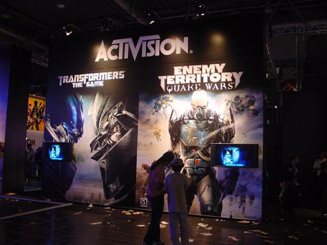Games Convention - Enemy Territory