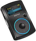SanDisk Sansa Clip mp3-speler