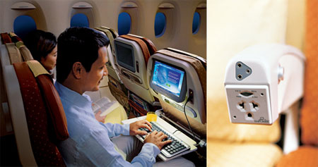 Singapore airlines computer