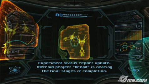 Metroid Prime 3 - boodschap