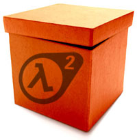 Orange Box - Half Life 2