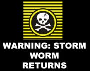 Storm Worm warning