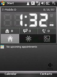 HTC Touch -- Today-scherm