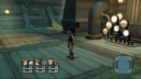 Blue Dragon - screenshot