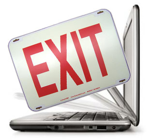 Foleo exit