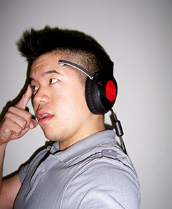 NeuroSky BCI-headset
