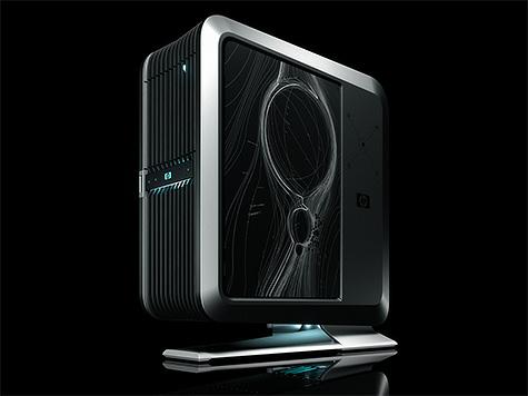 HP Blackbird 002-gamesysteem