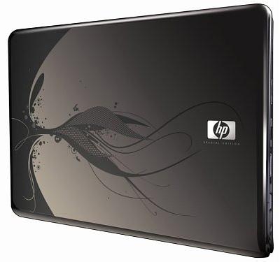Notebook met HP Imprint Verve-motief